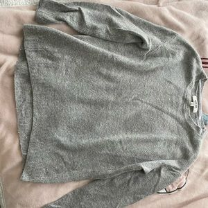 Grey sweater from Ever New